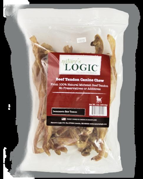 Nature's Logic Beef Tendon Treats, 1 lb. bag
