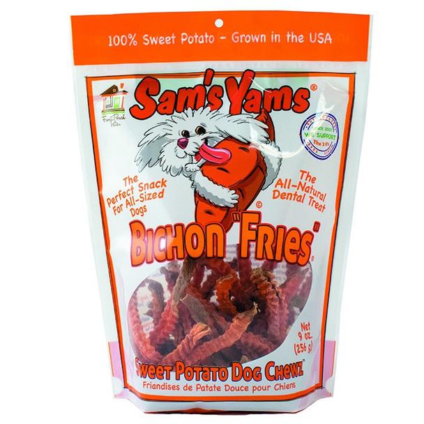 Sam's Yams Bichon Fries, 9 oz.