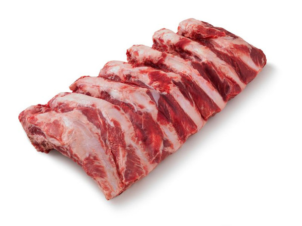 Beef Back Ribs, FULL CASE - weights vary(price per lb.)