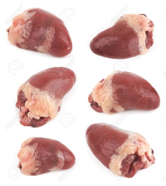 Chicken Hearts, FULL CASE (40#)