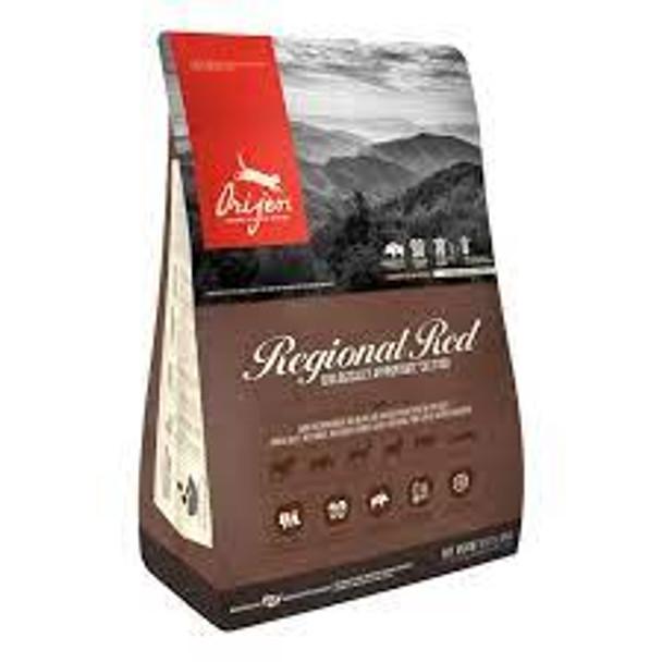 Orijen Regional Red Cat Food, 4 lb.