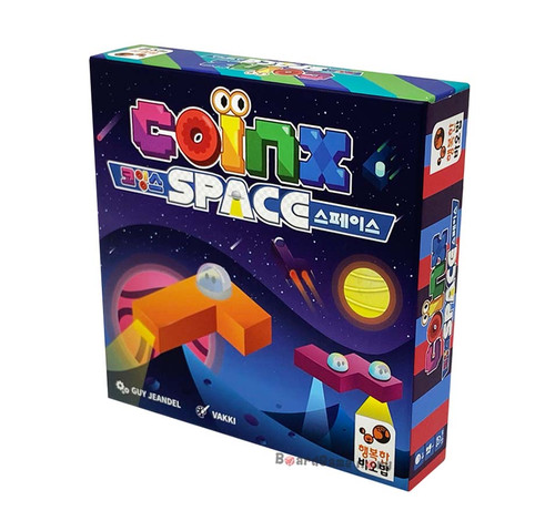 Coinx Space