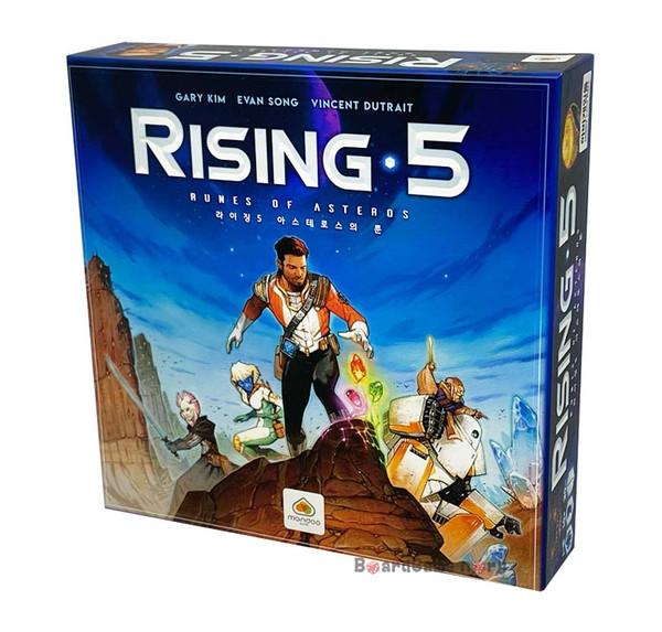 Rising5:Runes of Asteros