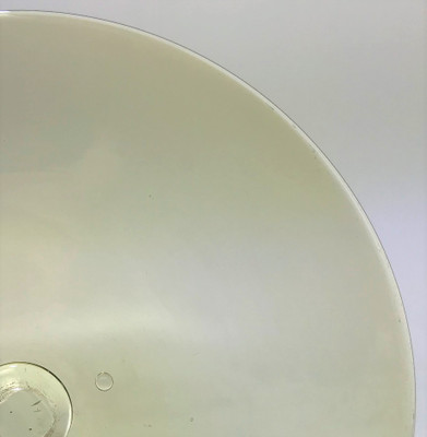 Blown Rondels - 184 Lighter Amber