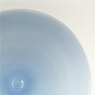 Blown Rondels - 627 (Pale Blue (Leans Violet))