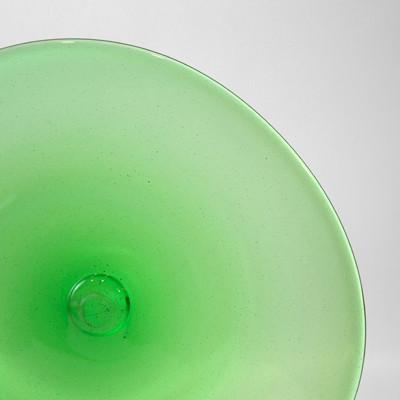 Blown Rondels - 665 (Light Green)