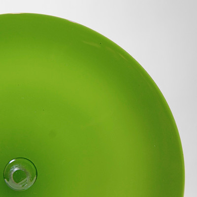 Blown Rondels - 690 (Chartreuse Green)
