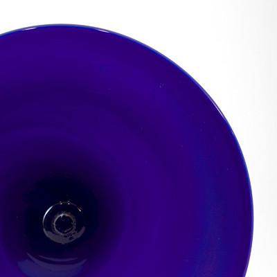 Blown Rondels - 855 (Dark Violet)