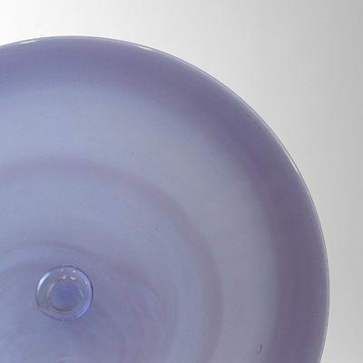 Blown Rondels- 870 (Lightest Violet)