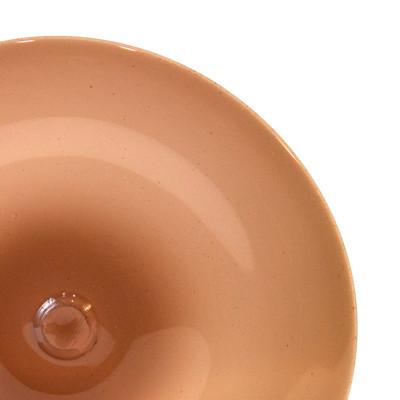 Blown Rondels - PB (Purple Brown)