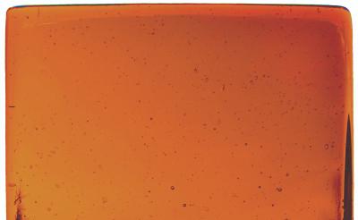 A-2 Medium Amber Dalle Sample