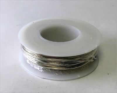 Tinned Copper Wire Spool 4 oz.