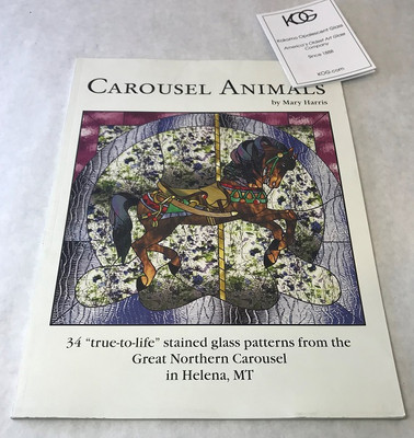Carousel Animals by Mary Harris