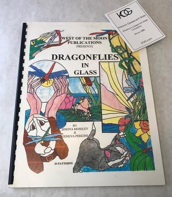 Dragonflies in Glass by Jenova Moseley & Geneva Perkins
