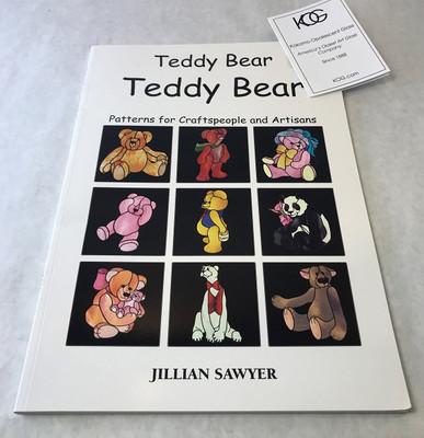 Teddy Bear Teddy Bear by Jillian Sawyer