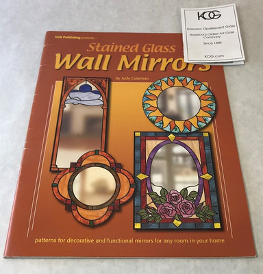 Stained Glass Wall Mirrors by Judy Coleman