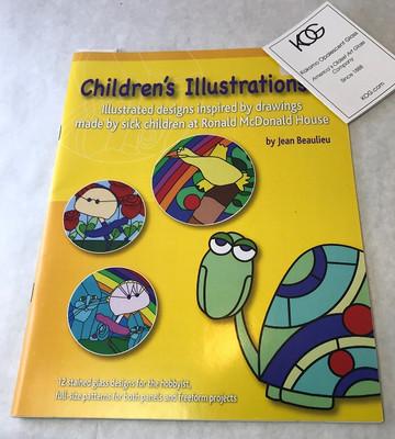 Children's Illustrations 1 by Jean Beaulieu