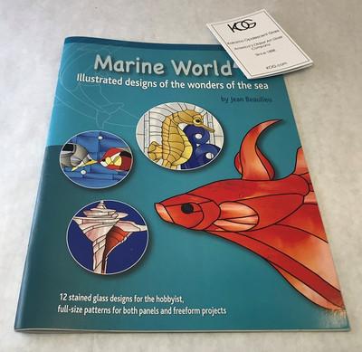 Marine World I by Jean Beaulieu