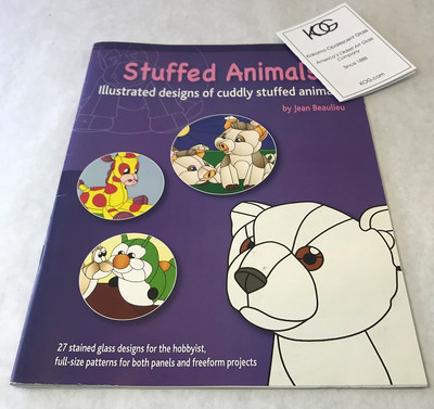 Stuffed Animals by Jean Beaulieu