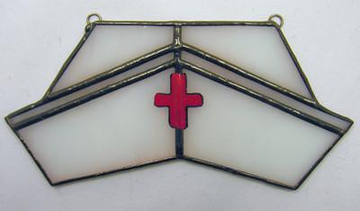 Nurse Hat Suncatcher