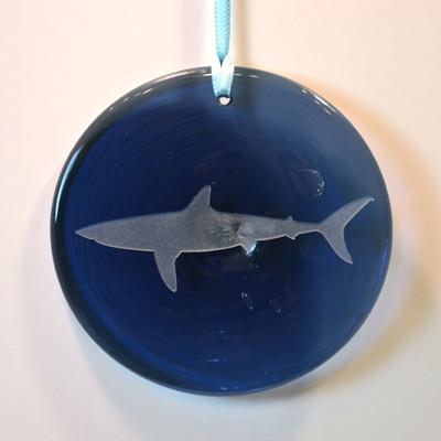 Shark Ornament/Suncatcher