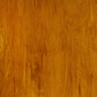 Sheet Glass Sample - 146LL (Dark Amber, Clear)