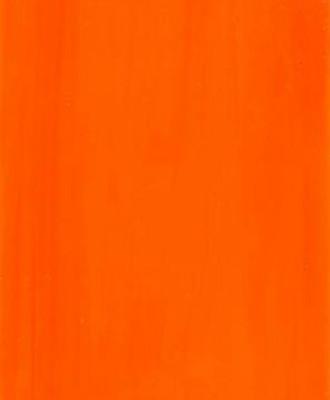 Sheet Glass Sample - 254D (Orange)*