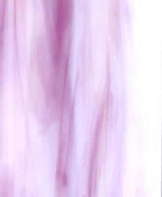 Sheet Glass Sample - 87 (Lavender Purple (807), Opal)