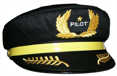 Children's Captain's Pilot Hats