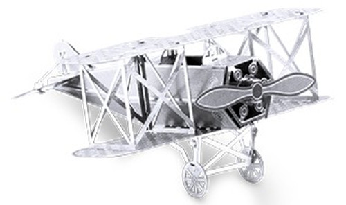 3D Laser Cut Model - Fokker Biplane