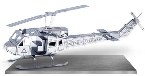 3D Laser Cut Model - Helicopter