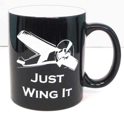 """Just Wing It"" Mug"
