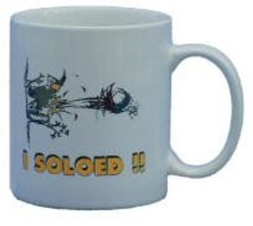 First Solo Flight Coffee Mug