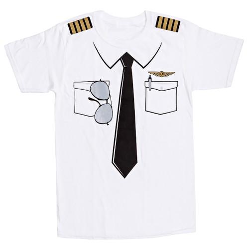The Pilot Uniform T-Shirt