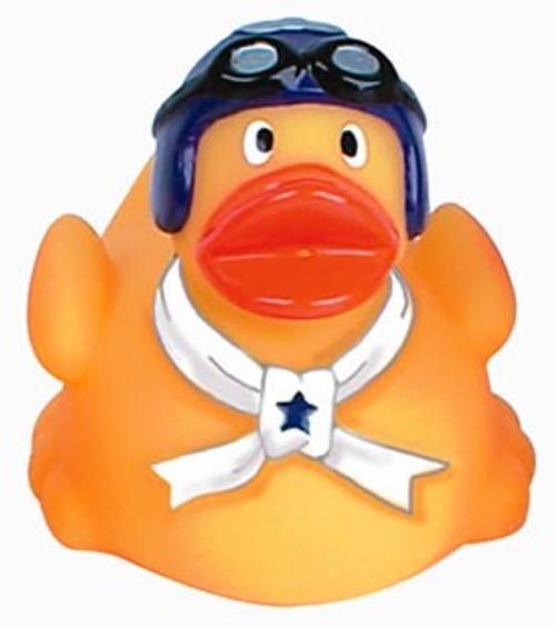 Rubber Duckie Bath Tub Pilot