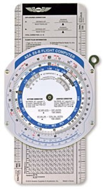 ASA Color E6-B Flight Computer