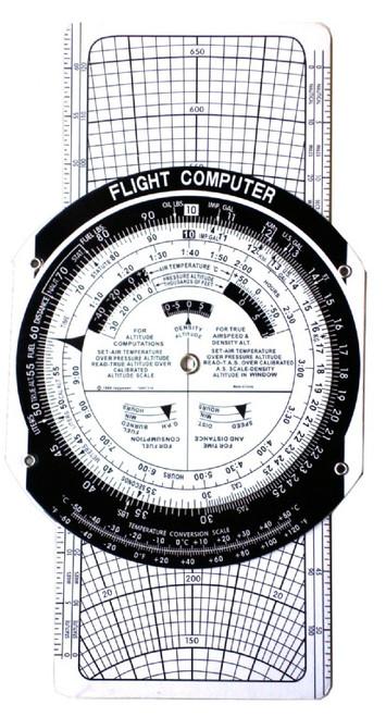 Jeppesen Student E6-B Flight Computer