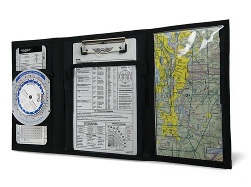 ASA Tri-Fold VFR Kneeboard