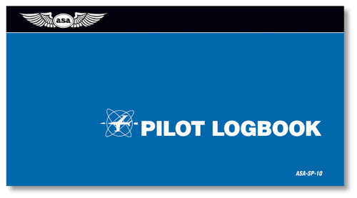 ASA The Standard Pilot's First Logbook
