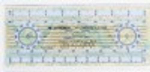 Jeppesen PV-5 IFR Enroute Plotter