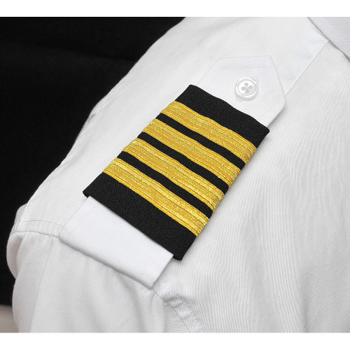 Epaulets - Navy