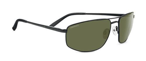 Serengeti Modugno Sunglasses - Matte Black, Mineral Polarized 555nm