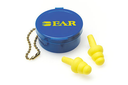 E-A-R UltraFit Uncorded Earplugs With Case