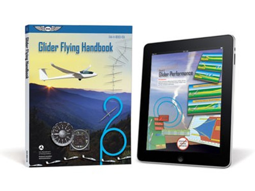 Glider Flying Handbook eBundle