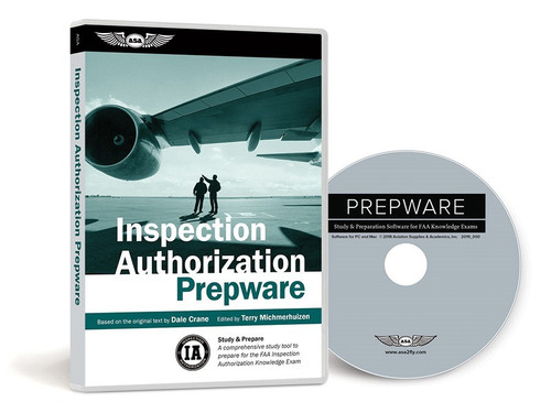 ASA Inspection Authorization Prepware