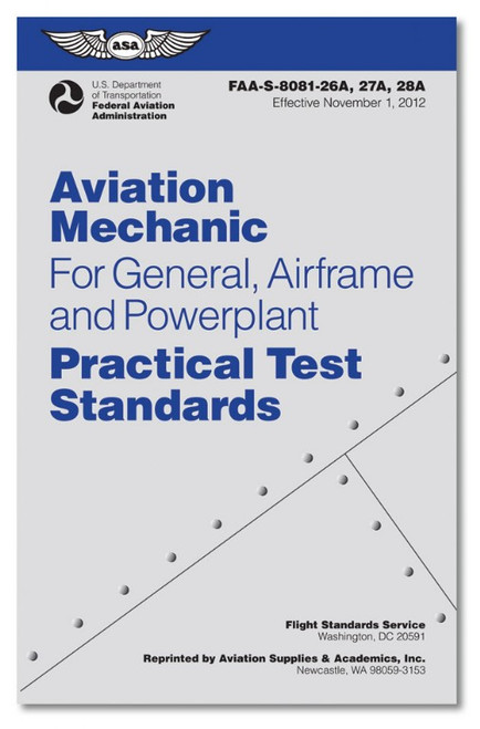 AMT Practical Test Standards