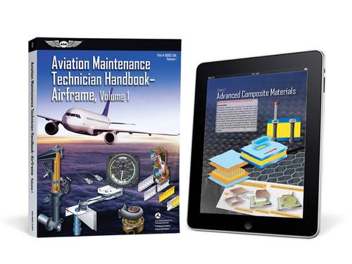 AMT Handbook - Airframe Vol 1 eBundle