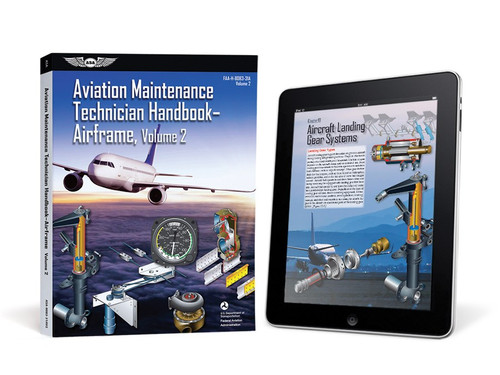 AMT Handbook - Airframe Vol 2 eBundle
