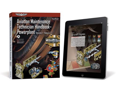 AMT Handbook - Powerplant Vol 1&2 eBundle
