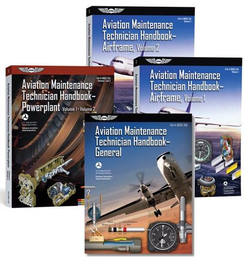 AMT 8083 Handbooks Set